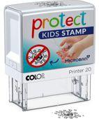 PROTECT KIDS STAMP