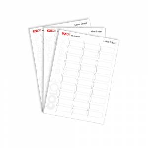 COLOP-e-mark_label_sheets